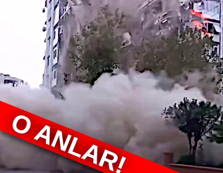 6.6'lık İzmir Depremi Görüntüleri ve 7 Maddede Perde Arkası