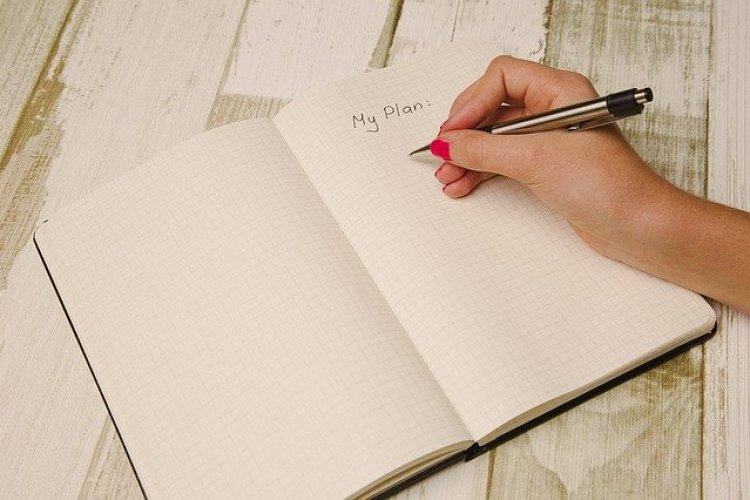 2. Yapılacaklar listenizde sizi motive edecek verilere ve hedeflere de yer vermek: